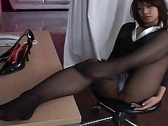 Asian Pantyhose Upskirt