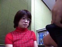 CFNM Asian Cumshots