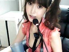 Korean BJ Web Cam Eve