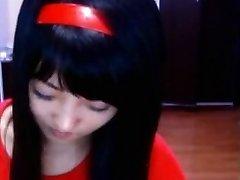 o coreano webcam