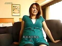 Epic Japanese model in Horny Pregnant, Hairy JAV movie