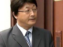 Chefe E Subordinados Esposa Misa Yuki