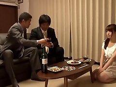 Eu, Na Verdade, Continua Sendo Fodida Pelo Chefe Do Marido ... Eri Hosaka