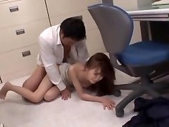 Best Japanese girl Aino Kishi in Best Blowjob, Teens JAV scene