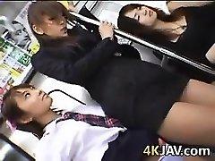 Japanese Schoolgirl And Her Teacher