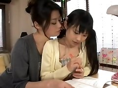 Astonishing xxx video Lesbian attempt to watch for only here