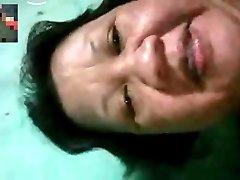 Indonesian - Video Call Bersama Mami Iroh Bbw Stw Lush