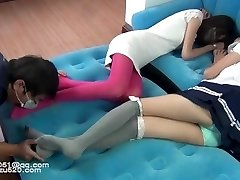 chinese female dom sleeping girls