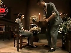 Foot fetish collection in Chinese TV series