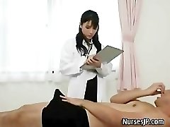 Woman japanese doctor