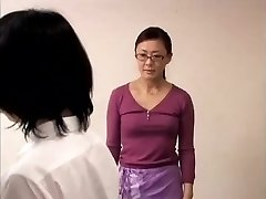 Japanese MILF all girl (So Crazy, Horny, and with mosaic absolutely)