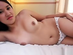 ASIANSEXDIARY Japanese Virgin Fucks Big Dick Tourist For The First Time