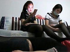 Astonishing porn scene Asian craziest uncircumcised