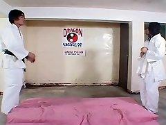 Molten Asian dojo work out