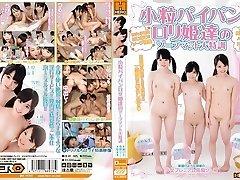Omomo Risa, Yukino Riko, Oohara Yumi em Mat Thorpe Grande Formação de Pequenos Raspada Lori Princesas
