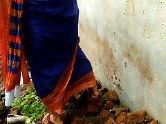 Devar Outdoor Boinking Indian Bhabhi In Deserted House Ricky Public Sex