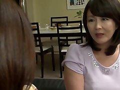 maduro asiática lésbica