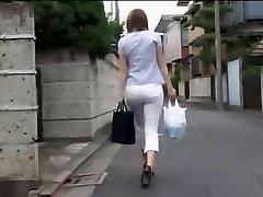 Exposure Miniskirt OL Suit Pants