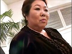 bela japonesa avós
