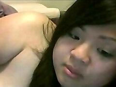 Horny fat chubby asian gf showi 1fuckdatecom
