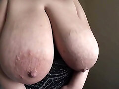 Ruriko S Cup - Big Saggy Meaty Tits with Milk