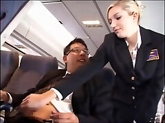 Kylee Reese as Stewardess (Dandy-071)