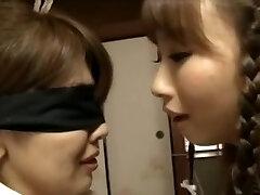 japão lésbicas punho