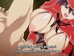 gyakuten majo saiban chijo na majo ni sabakarechau the animation