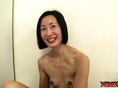 japão maduro carcaça e gozada