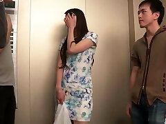 Nana Nakamura acts naughty and voluptuous in top trio