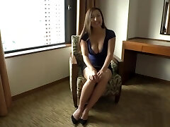 Classy Motel Escort Fucked in High Heels and Lingerie