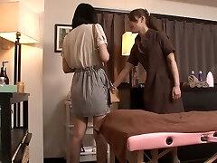 japonês incrível garota ayaka fujikita em mais quentes jav sem censura lésbicas clip