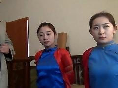 duas raparigas chinesas