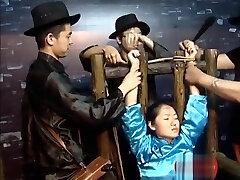 heroínas chinesas amarradas