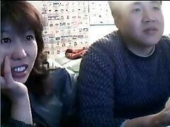 a vida sexual do casal chinês antes do cam