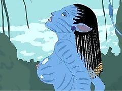 Desenho Animado Avatar