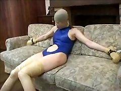 Exotic amateur Latex, Fetish adult clip