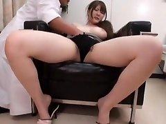Nasty Japanese girl Momoka Nishina in Fabulous Medical JAV video