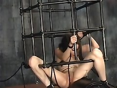 Amazing amateur Fetish, BDSM porn video