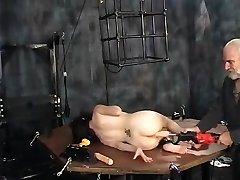 Amazing amateur Fetish, BDSM porn video