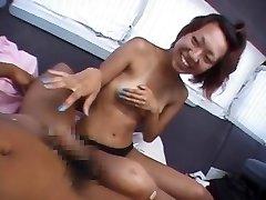 Crazy Asian model in Fabulous Public, Masturbation JAV pinch