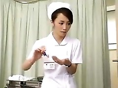 Nurses strain dick that is ebony