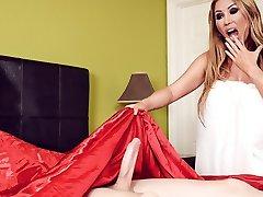Kianna Dior & Jordi El Ni?�o Polla in Theres A Jordi In My Bed - Brazzers