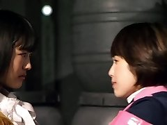 Mika Kikuchi and Mayu Kawamoto Sapphic Kiss