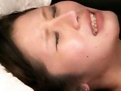 Mischievous Chinese chick Akari Minamino, Azusa Ito in Greatest Doggy Style, 69 JAV clip
