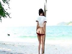 Incredible Erotic clip with Beach,Heterosexual scenes