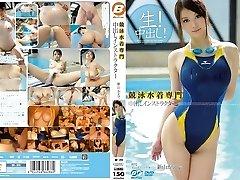 Kaede Niyama in Swimsuit Lecturer Nakadashi part 3