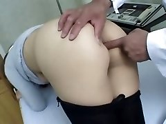 asian physician and asian bottom