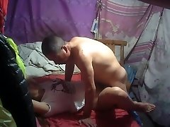 Grandfather Rents A Chinese Pussy