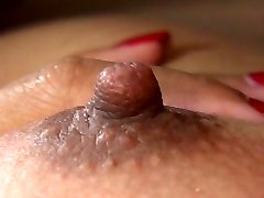 Asian boob fuck is arousing